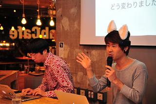 ものづくりカフェ大集合イベントの写真