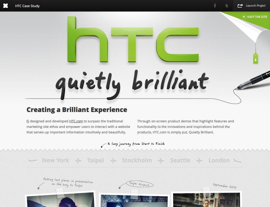 Fi Case study  HTC
