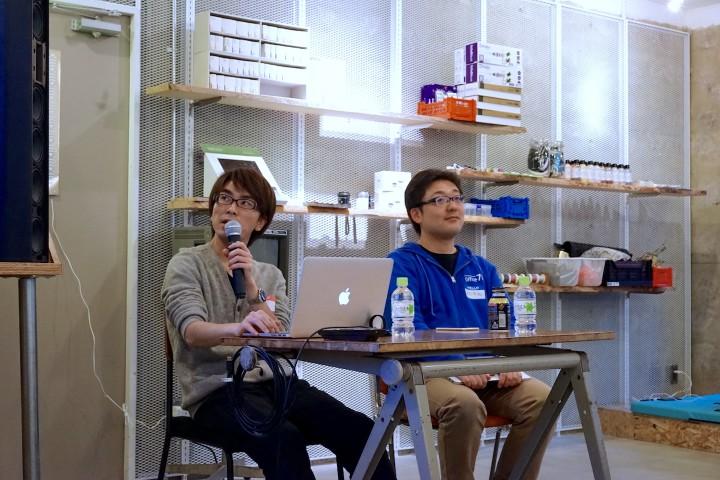 WordPress株式会社コミュニティコム 星野邦敏さん、吉田裕介さん